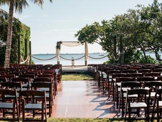 Backyard Wedding Full of Fun!