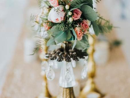 Timeless Meets Trendy: A Romantic Styled Shoot