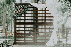Pallet Wall - $100