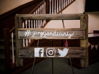 #Gingyandcurly Wedding.  {August 2016}