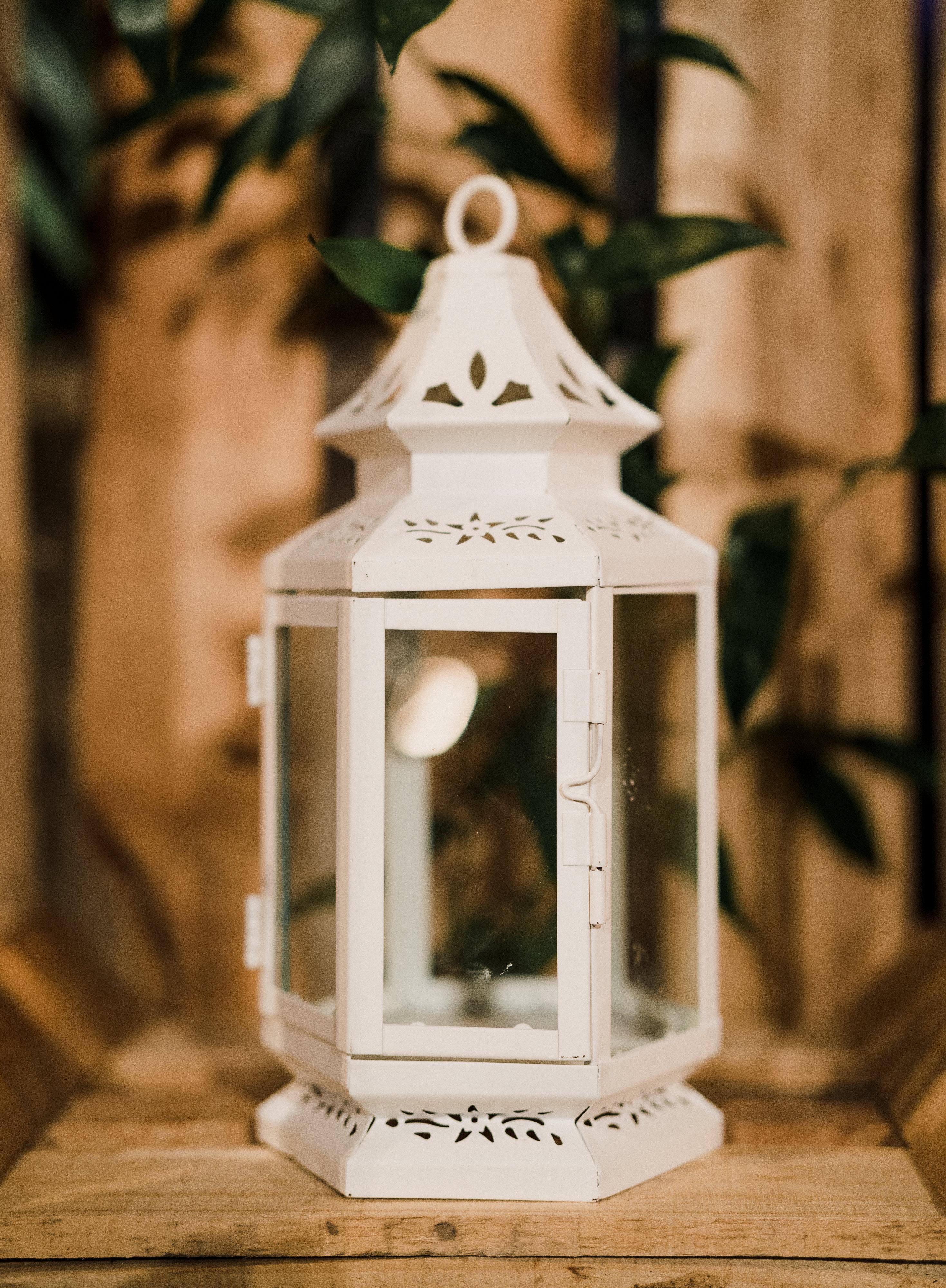White Lanterns - $50