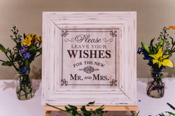 Guest Book Table Sign - $10