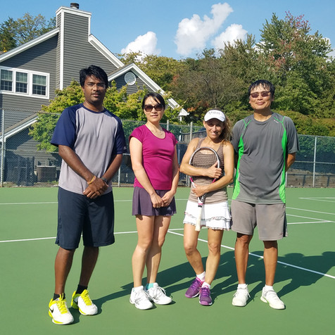 Mixed Doubles 2017