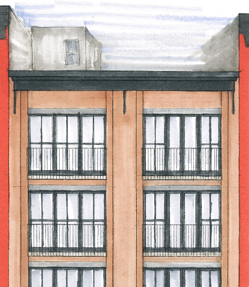 bkln condo facade