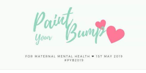 Paint Your Bump for Maternal Mental Health