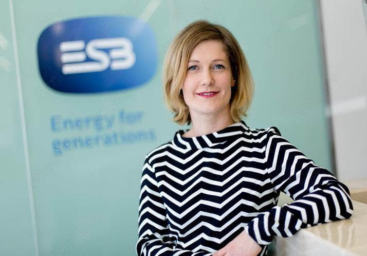 Laura Steerman, Regulatory Solicitor at ESB