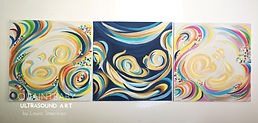 8x8 Panel Canvas Paintings in Variety of