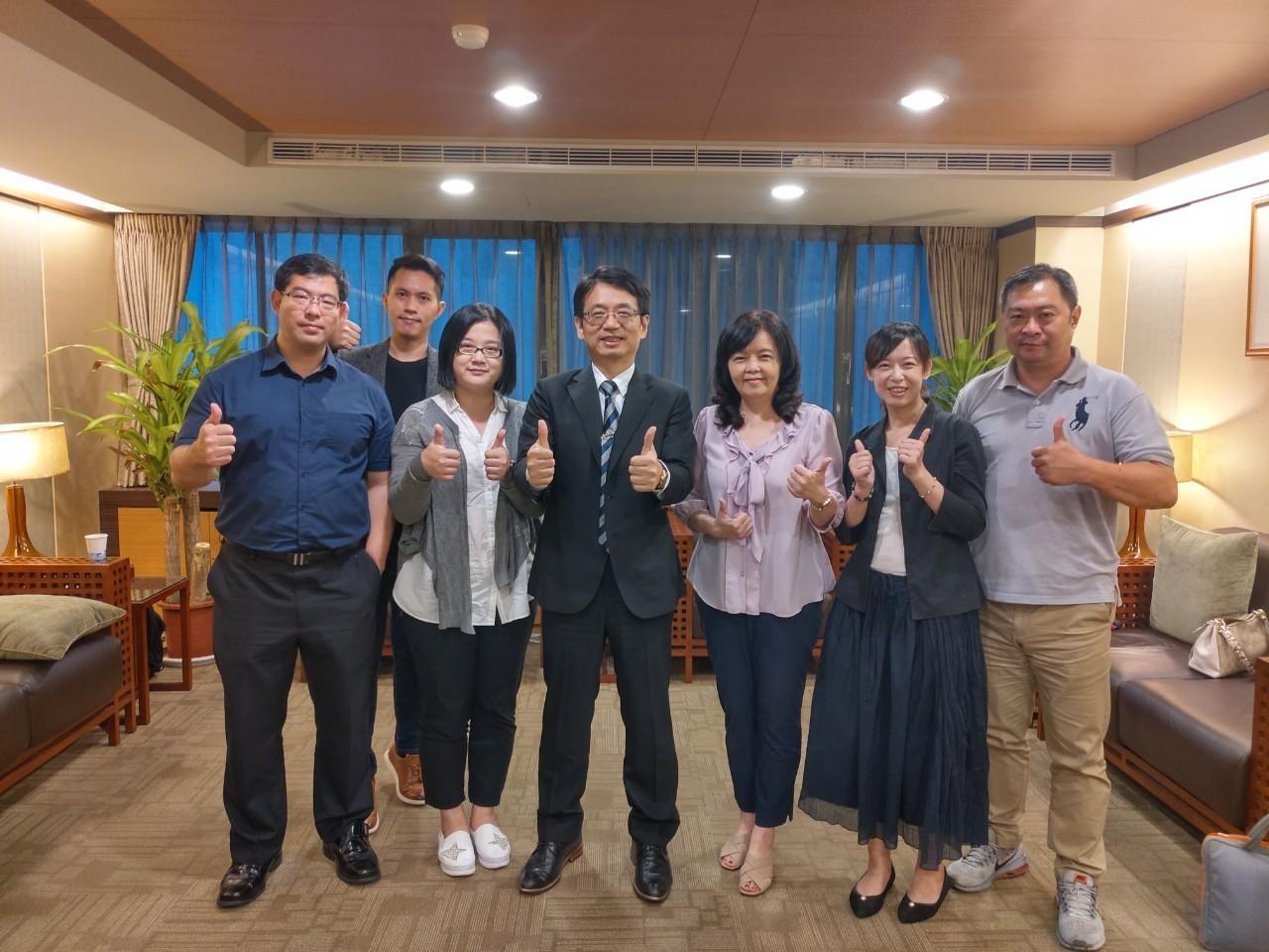 0917 臺北創新實驗室進駐團與商業總會BAC交流