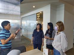 1005 BAC加速中心參訪臺北創新實驗室