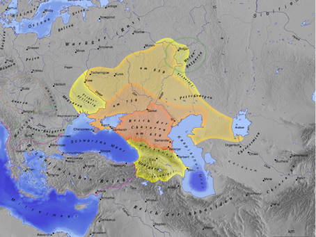 A possible origin of the name Magyar