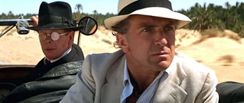 The negative characters I like in Indiana Jones movies