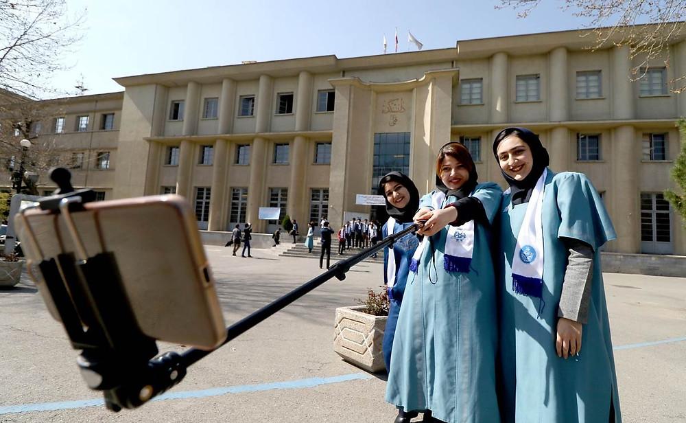 Tehran University- Graduation Ceremony