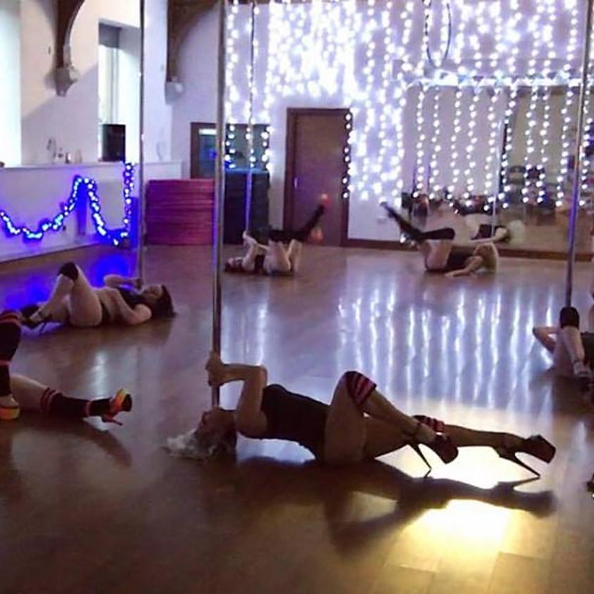 Exotic Pole Dance Workshop