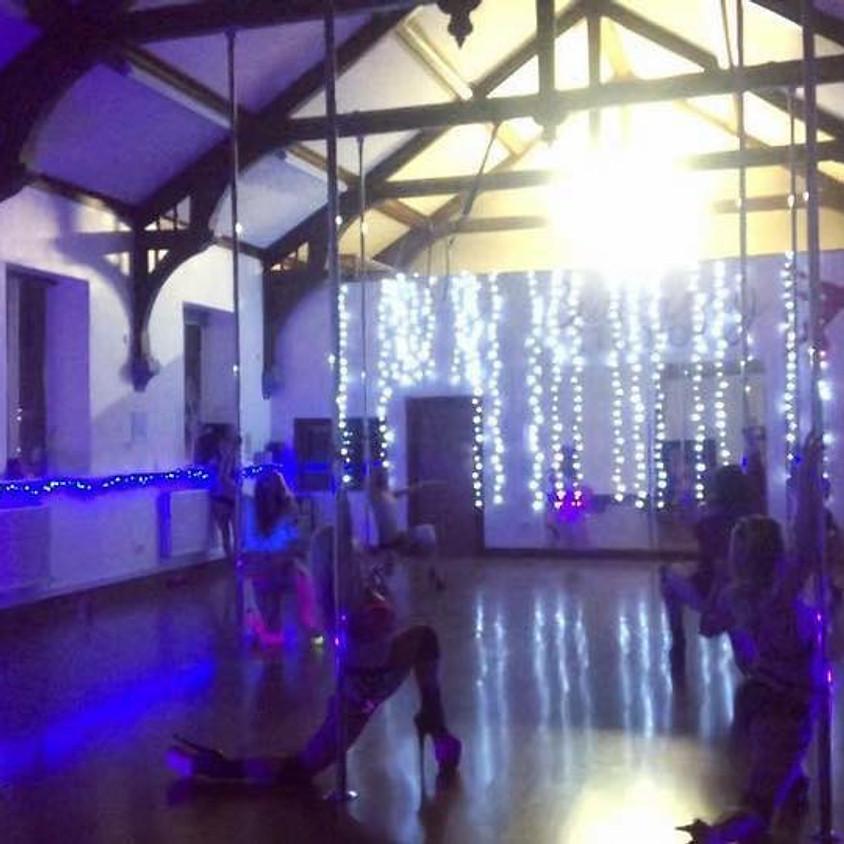Exotic Pole Dance Workshops