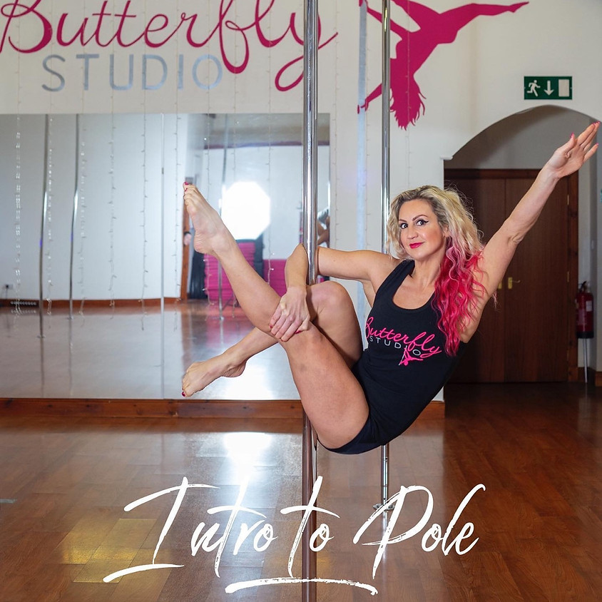 Intro to Pole - Beginners Pole - Tuesday 7th Jan 10am