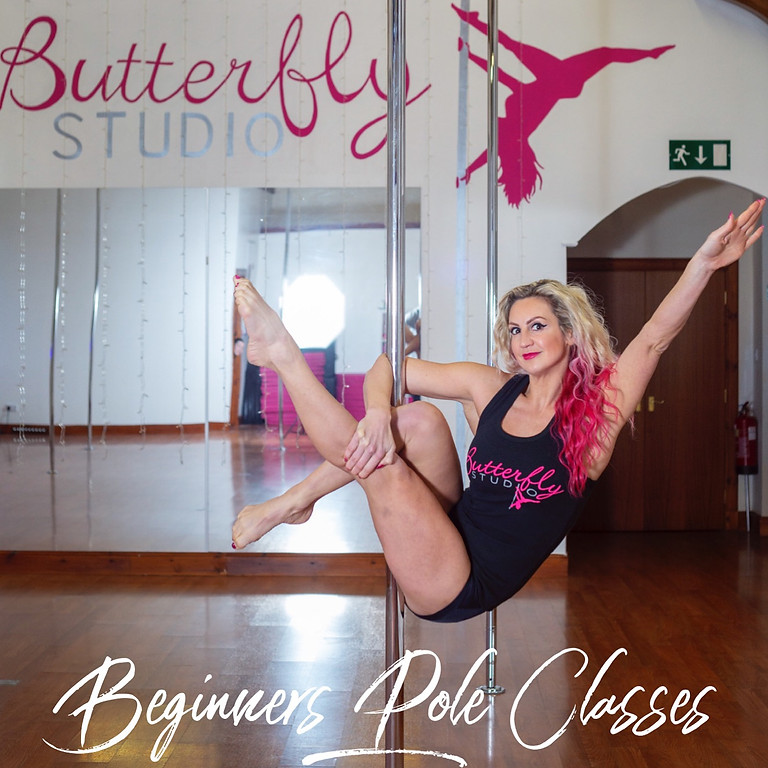 WAITLIST for Intro to Pole Course for Complete Beginners - Fridays
