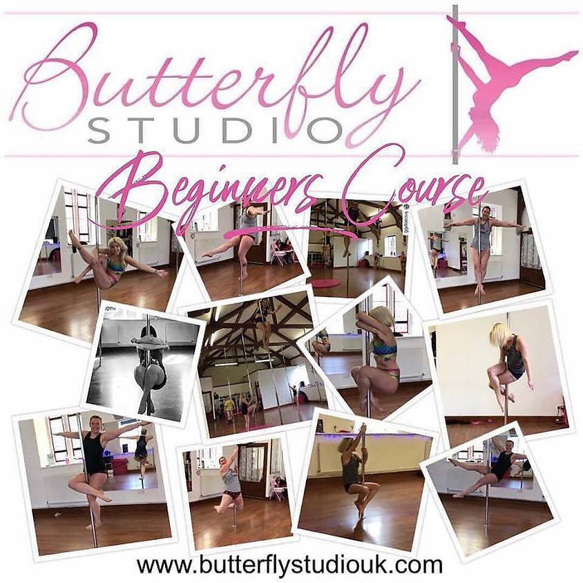 Beginners Pole Fitness 4 Week Course - October - Monday's