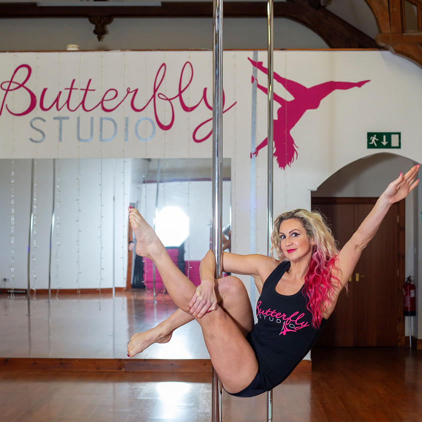 Intro to Pole Class - Complete Beginners Only - Thursday 5th September
