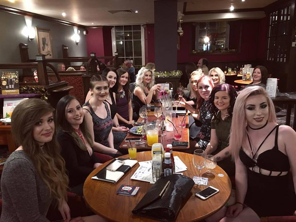Christmas Night Out