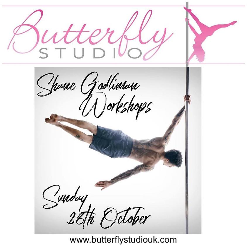 Shane Godliman Flips Workshops @ Butterfly Studio