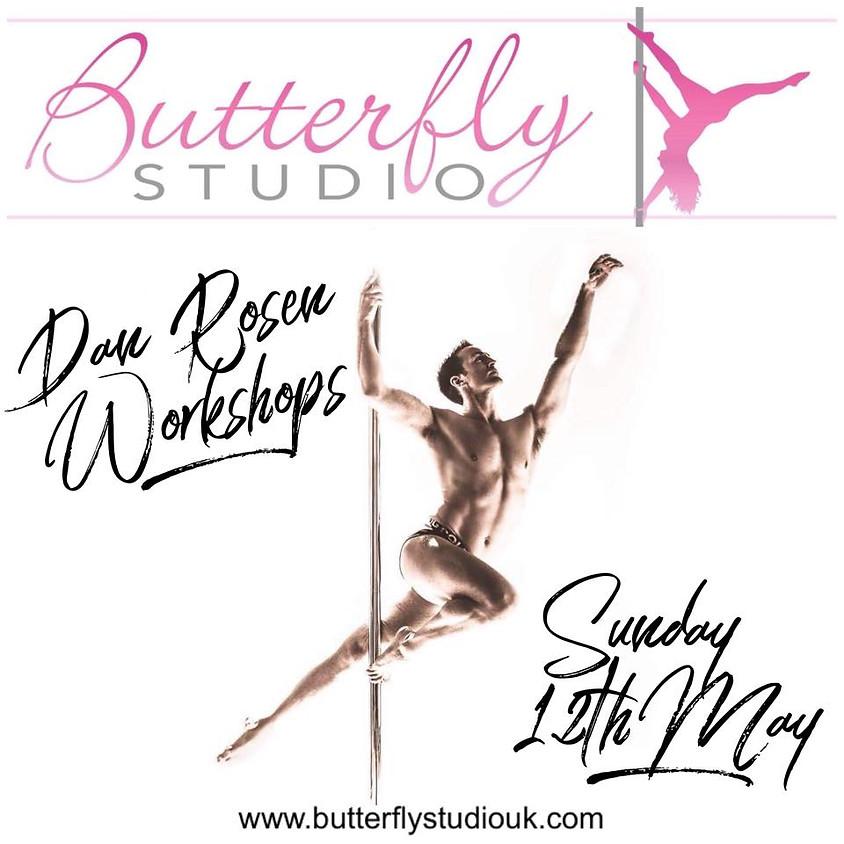 Dan Rosen Workshops @ Butterfly Studio