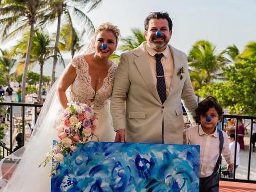 Una boda con causa