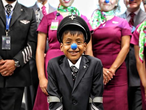 Volaris y Dr. Sonrisas ¡Voluntariado que despega, volemos juntos!