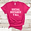 Chef Jason Smith Social Distance Y'all Shirt Pink