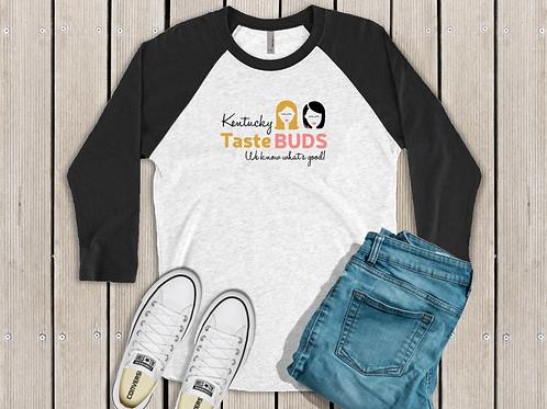 Kentucky Taste Buds Baseball Logo T-shirt