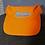 Rudy Fest 2020 Orange Visor