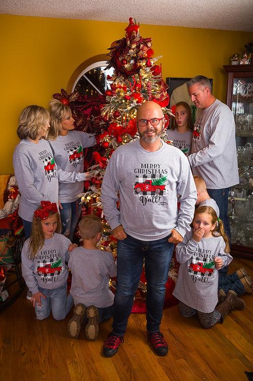 Chef Jason Smith Shirt Kids Buffalo Plaid Christmas