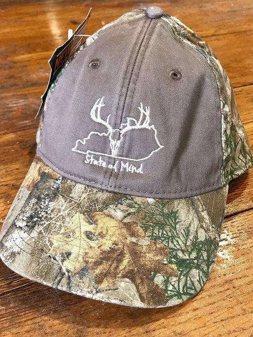 Kentucky Camo Deer Hat