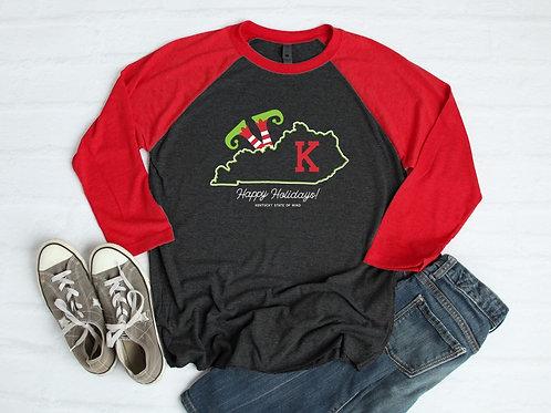 Elf Legs Christmas Shirt