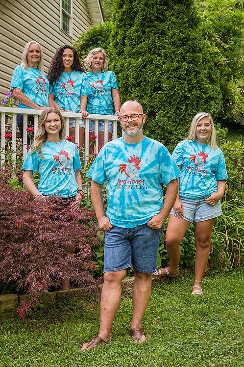 Chef Jason Smith Tie Dye Logo Shirt