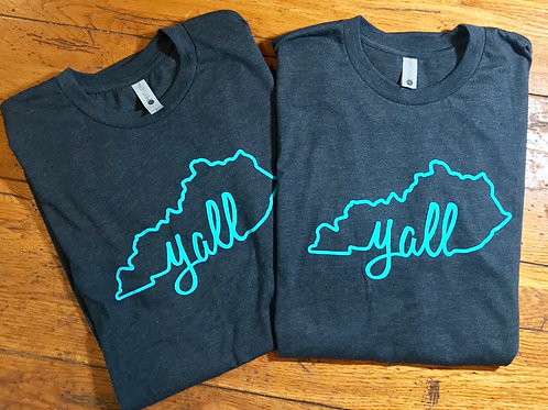 Y'all Kentucky T Shirt