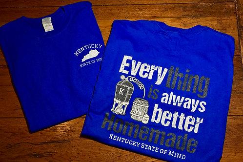 Kentucky Moonshine Homemade T Shirt
