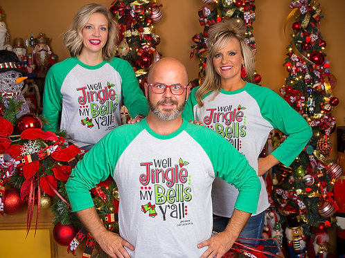 Chef Jason Smith Christmas Shirt Jingle Bells