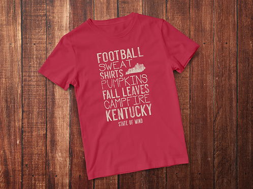 Kentucky Fall Pumpkin Shirt