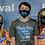 Rudy Fest 2020 Black Mask