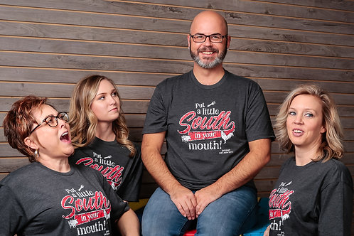 Chef Jason Smith South In Your Mouth Shirt