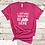 Sun Shines Bright Vintage Berry T-shirt