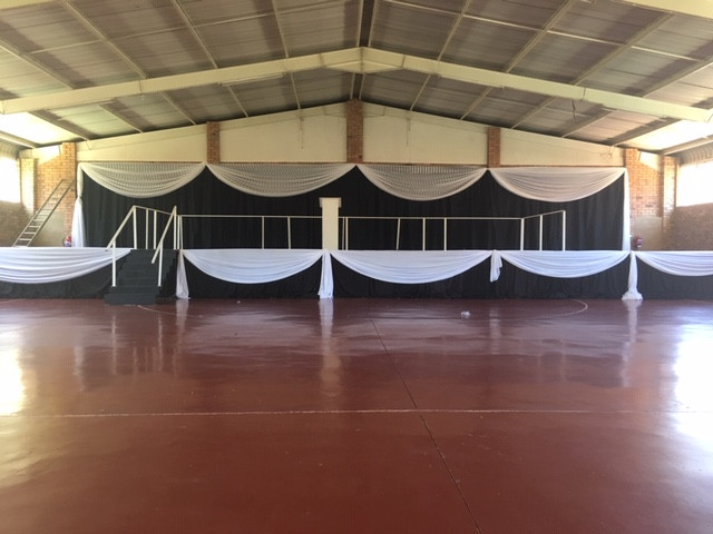 Stage for Hire