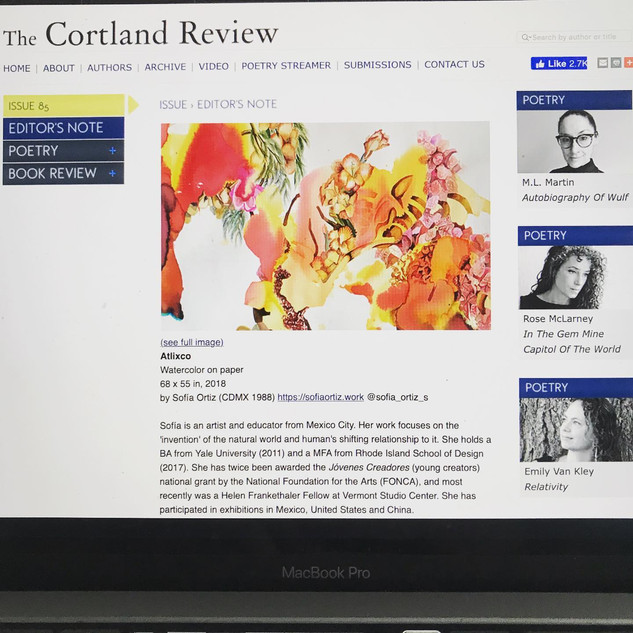 The Cortland Review