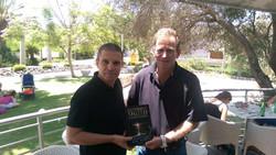 My Publisher - Mr. Ilan Greenfield
