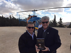 with Governor Phil bryant