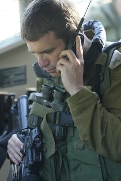 מפקד אוגדה 91 במלחמה