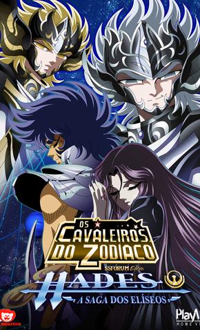 Os Cavaleiros do Zodiaco - Hades: A Saga dos Elisios