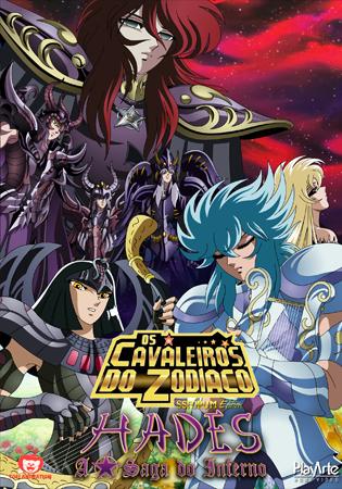 Os Cavaleiros do Zodiaco - Hades: Capitulo Inferno