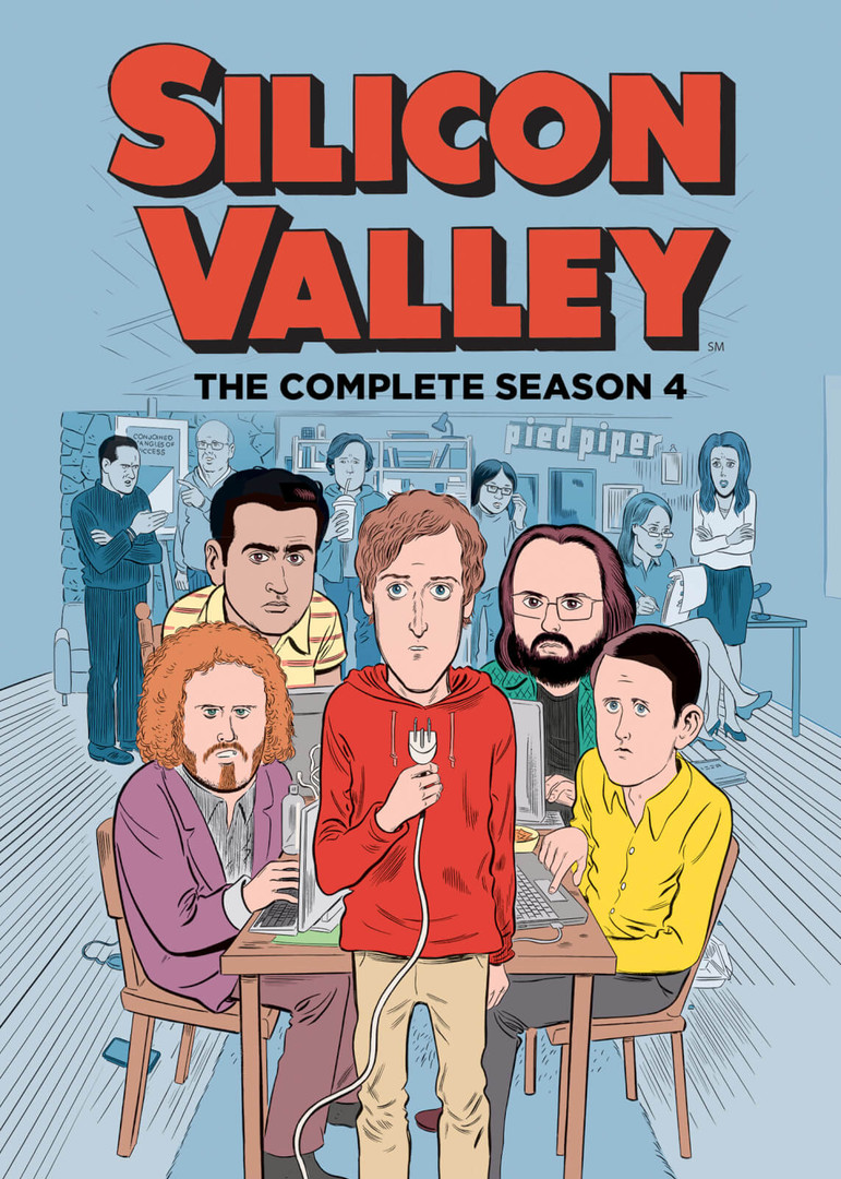 Silicon Valley 4ª Temporada