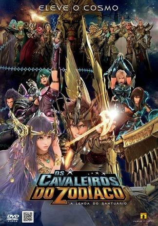 Os Cavaleiros do Zodiaco - A Lenda do Santuário